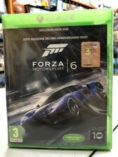 Forza Motorsport 6 Ita XBox One NUOVO