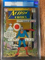 ACTION COMICS #300 Superman Revenge Quad App CGC 7.5 DC COMICS