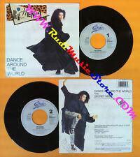 LP 45 7'' RICHENEL Dance around the world Secret wish 1986 holland no cd mc dvd