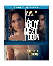 The Boy Next Door (Blu-ray + DVD + DIGITAL HD) Free Shipping