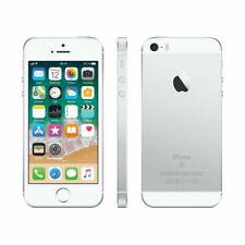 APPLE IPHONE SE 16 GB 32GB 64GB A1723 (CDMA + GSM) Space Weiß Silber Smartphone