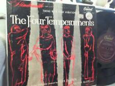 Theme With Four Variations The Four Temperaments Hindemith Aller Slatkin L 8228