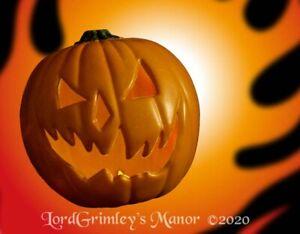 Halloween 6 Movie Jack o Lantern Pumpkin Trick or Treat Halloween Prop Myers