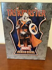 "Limited Edition *100* of 900 TASKMASTER MARVEL_ BOWEN Designs 14"" Painted Statue"