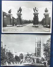 Ab 1945 Frankierte Ansichtskarten aus Deutschland für Architektur/Bauwerk und Burg & Schloss