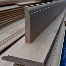 """Solid Oak Skirting Board 1x6"""" PAR to Ovolo 20x145mm 100% Oak"""