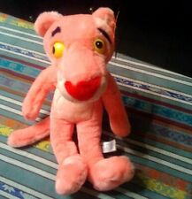 1998 Pink Panther Plush Toy - Rare - United Artist Pictures Inc.- Toy Network
