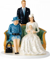 ROYAL DOULTON REGINA ELISABETTA II novantesimo compleanno ROYAL BATTESIMO (hn5809) Ltd / ED