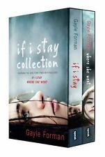 If I Stay - Where She Went Collection by Gayle Forman NEW SEALED BOX SET