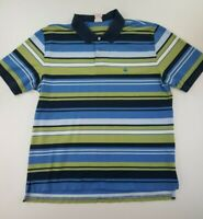 Brooks Brothers Polo Shirt Mens XL Blue Original Fit Cotton Short Sleeve