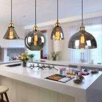 Kitchen Pendant Light Bar Lamp Glass Ceiling Lights Modern Chandelier Lighting