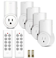 Wireless Wall Switch Remote Control Electrical Outlet Switch House Appliances