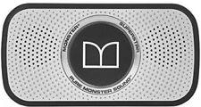 Monster Superstar Audiophile Wireless Bluetooth Speaker (Grey/Black) -New/Sealed