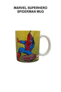 Marvel Superhero Spiderman Mug
