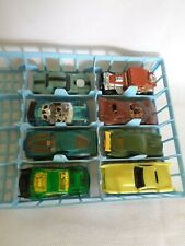 DIECAST 1:55 Mainly MATTEL ORIGINAL Toy cars job lot of 8 cars