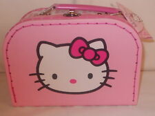Hello Kitty Boutique Mini Vanity  Case with Metal Handle by Sanrio