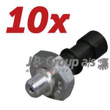 10x JP Group Öldruckschalter Opel, Chevrolet, Alfa Romeo, Fiat