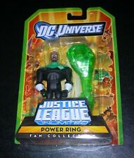 DC Universe Justice League Unlimited Fan Collection Green Lantern POWER RING