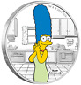2019 The Simpsons: Marge 1 oz Silver Proof Perth Mint COA & Presentation Case