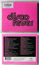 DISCO FEVER Tina Charles, Thelma Houston, Gap Band,... 40 Track DO-CD im Schuber
