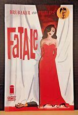 FATALE #15 (2013) DARWYN COOKE GHOST VARIANT IMAGE COMICS