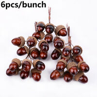Supplies Artificial Flower Xmas Tree Decoration Christmas Ornaments Pine Cones