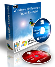 Advent Windows XP Home Recovery Boot Disk 32 Bit SP3 + Drivers + ISO Download