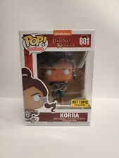 The Legend Of Korra Funko POP! Korra Avatar State #801 Hot Topic Exclusive New