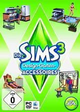 Die Sims 3 Design-Garten-Accessoires (PC Nur Origin Key Download Code) Keine DVD
