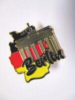 Berlin Brandenburger Tor Pin Anstecker Germany mit Druckverschluss