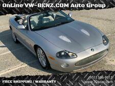 2005 Jaguar Xkr Base 2dr Supercharged Convertible