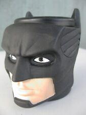 Vintage 1995 Applause DC Comics 3D Batman Plastic Mug Excellent!