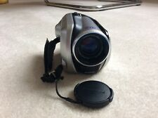 Panasonic SDR-H20 Camcorder - Silver With Case