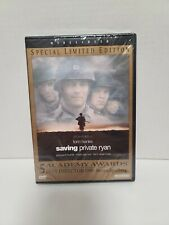 Saving Private Ryan [New Dvd] Ltd Ed, Special Ed, Widescreen, Dolby Brand New