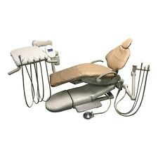 Adec 511 Dental Chair Package w/ A-dec 532 Radius Delivery & Assistant's Arm
