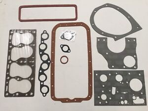 Jeep Willys Engine Gasket SET NEW !! #307