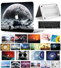 """For New Apple Macbook Air Pro 11"""" 13"""" 15"""" 16"""" M1 Case Hard Shell Keyboard Cover"""