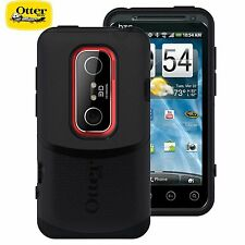 New OtterBox Commuter Case for HTC EVO 3D Black