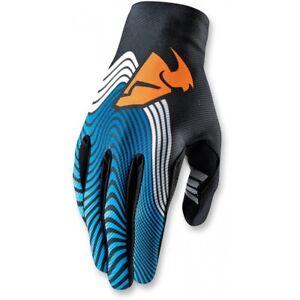 THOR VOID PLUS - Mens TOPO BLUE Gloves - MX / ATV