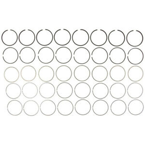 """MAHLE Engine Piston Ring Set 51476CP; 4.000"""" Bore Drop-In Performance"""