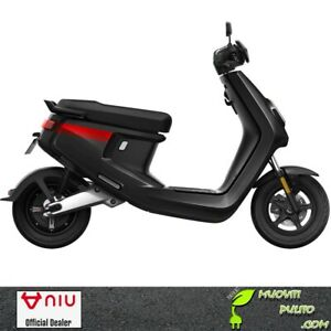 NIU MQI + LITE scooter elettrico Bosch 2020 2 posti due persone M+ ECOBONUS