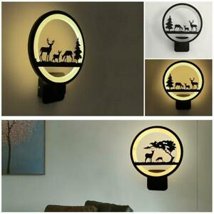 Indoor Wall Light LED Sconce Lamp 24*29cm
