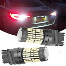 2pcs 6000k White 48w 144smd 3157 Led Reverse Bulb Backup Signal Light Auto Parts Fits Isuzu