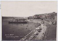 Malta Foto Lehnert & Landrock Vintage Analógica Hacia 1920