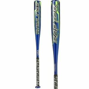 2020 Rawlings Raptor (-10) USA Baseball Bat: USZR10