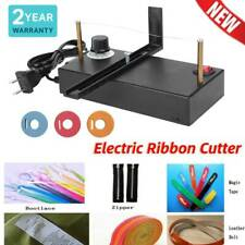 Professional Hot Cutting Ribbon Rope Cutter Electric Heating Machine 220V