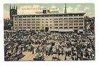 """""""ALBANY, NY"""" - Lyon Block and Public Market - Circa 1914"""