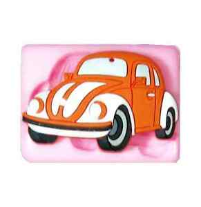 VW Beetle Silicone Mould by Fairie Blessings