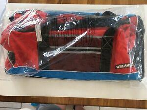 Vintage Winfield Williams F1 Holdall Bag Memorabilia