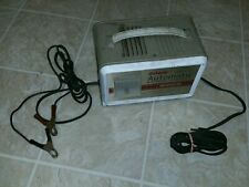 Schauer BR112  solid state Automatic Charger electronic control 12V 6A USA Made